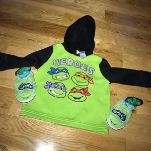 Other - Ninja Turtles 18month old Boy's lot 🐢